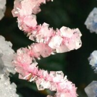 Crystallized Icicle Ornaments with Borax