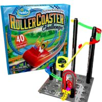 Roller Coaster Challenge STEM Toy