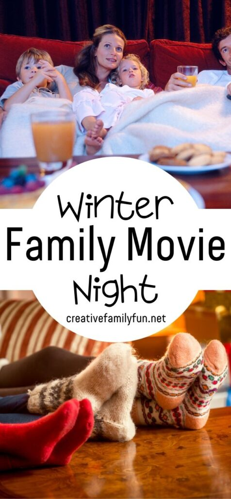 These winter family movies are all great choices for you next family movie night. Enjoy these great winter movies for kids that the whole family will love.
