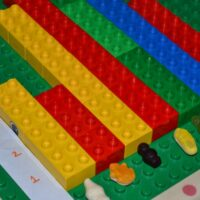Lego Bar Charts