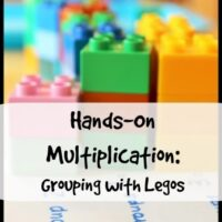 Teach Your Child Multiplication using LEGOs