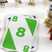 Star Wars Minifigure LEGO Math Game